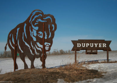 30710 dupuyer 1411 welcome sign_MontanaPictures_Net