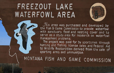 Freezeout Lake Picture Tour – MontanaPictures.Net
