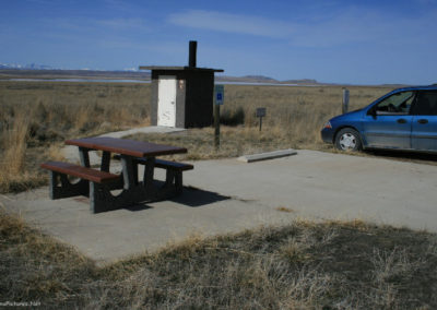 32010 freezeout 5381 picnic table_MontanaPictures_Net