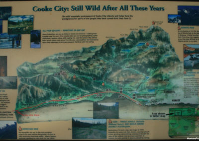 40208 cooke sign cooke city 0849 sign_MontanaPictures_Net