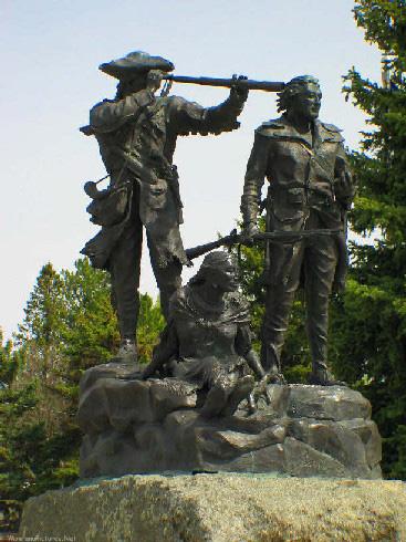 51505 ftb schriver statue_MontanaPictures_Net