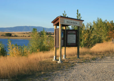 92107 ackley lake entry sign 0363_MontanaPictures_Net