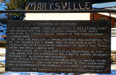 Marysville Montana Picture Tour – MontanaPictures.Net