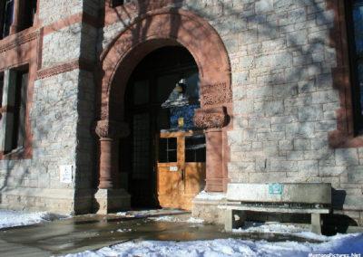 22809 helena courthouse 9479 column door_MontanaPictures_Net