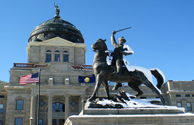 Helena Montana Winter Tour – MontanaPictures.Net