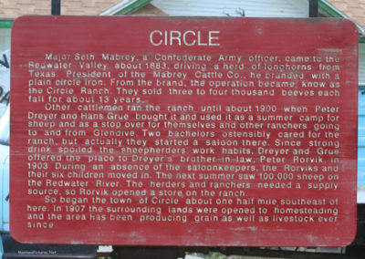 52406 circle historical 0900 sign_MontanaPictures_Net