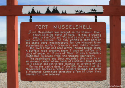 60610 sand springs rest stop 0862 musselshell sign_MontanaPictures_Net