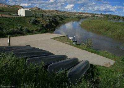 60610_83010 virgelle coal bank 8323 canoe_MontanaPictures_Net