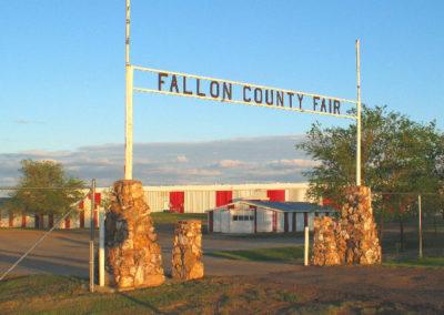 62004 baker fairgrounds gate_MontanaPictures_Net