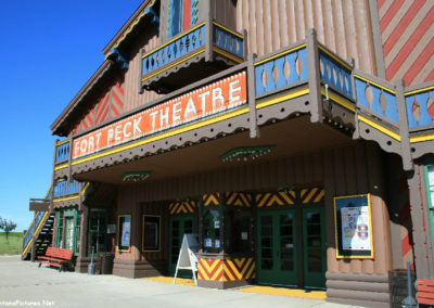 62511 ft peck theatre 5099 entrance_MontanaPictures_Net