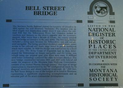 62607 glendive bell st bridge 0734 mhs_MontanaPictures_Net