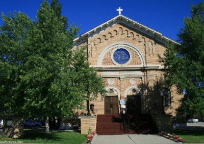 62607 glendive church sacred heart 1374_MontanaPictures_Net