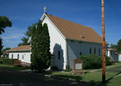 62811 savage church 7747 first lutheran_MontanaPictures_Net