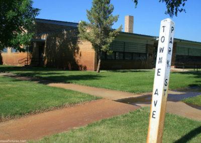 71711 terry grade school 0996 street sign_MontanaPictures_Net