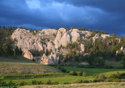 62407 wsspring cliffs 6613_MontanaPictures_Net