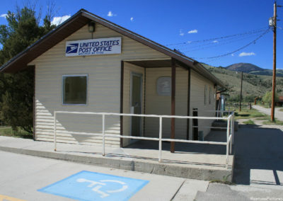 62412 wise river post office 7716_MontanaPictures_Net