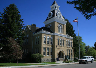 62612 dillon 9016 courthouse_MontanaPictures_Net