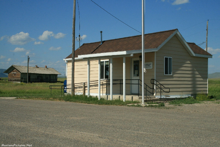 70708 Ringling Post Office 5188_MontanaPictures_Net