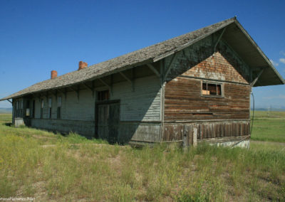 70708 ringling rr depot 5192_MontanaPictures_Net