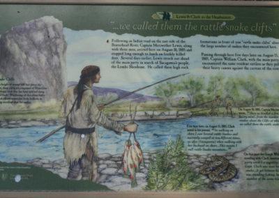 71607 barrett rock rattlesnake cliff 5765 sign_MontanaPictures_Net