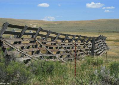 71807 monida bridge snow fence 7662 _MontanaPictures_Net