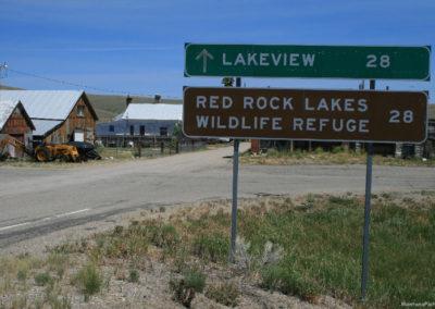 71807 monida red rock 7639 sign_MontanaPictures_Net