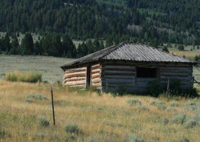 71807 stage jones cem west cabin 7339_MontanaPictures_Net