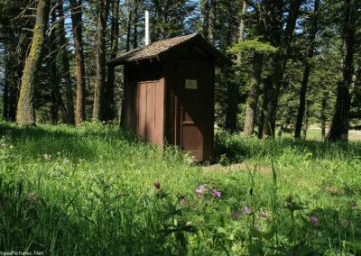 80708 bridgers sedan 4654 outhouse_MontanaPictures_Net