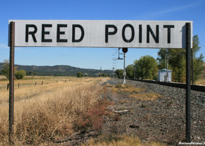 92717 reed point rr 6125 sign_MontanaPictures_Net