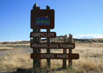 93017 prairie dog entrance sign low 6440_MontanaPictures_Net