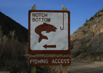 Copy of 41810 notch access sign 5612_MontanaPictures_Net