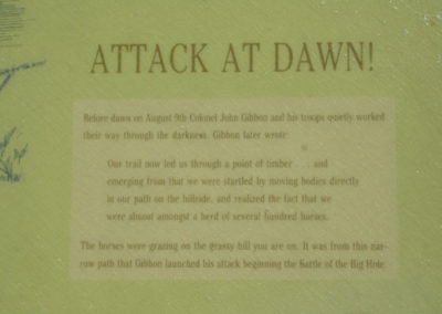 62007 bh army attack 3855 dawn sign read_MontanaPictures_Net