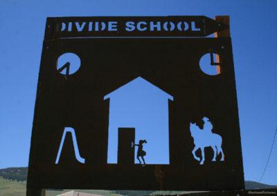 62512 big hole divide school 7093_MontanaPictures_Net