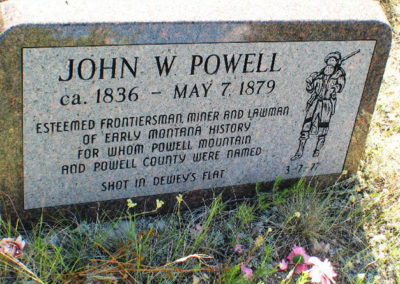 71204 melrose powell marker_MontanaPictures_Net