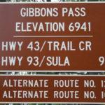 Gibbons Pass Montana – MontanaPictures.Net