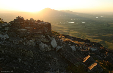 The Sweet Gr Hills in Montana : Information and Photographs on